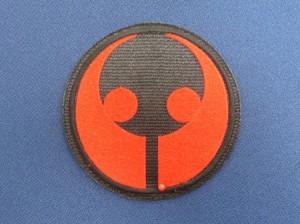 愛知県 豊明市章 ワッペン刺繍